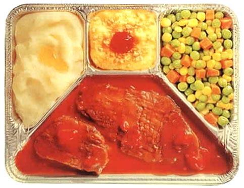 Innocent Bystander: MmmmTV dinners!