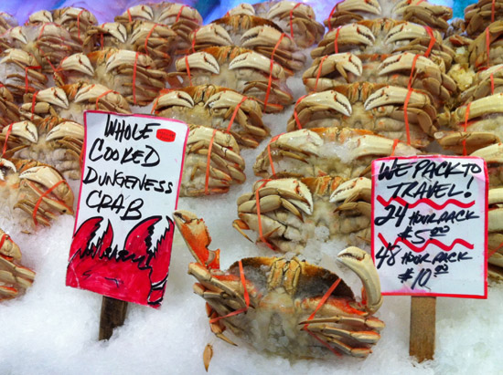 Seattle-Crabs